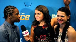FIK-SHUN & AMY YAKIMA SO YOU THINK YOU CAN DANCE INTERVIEW SEP 10! SYTYCD