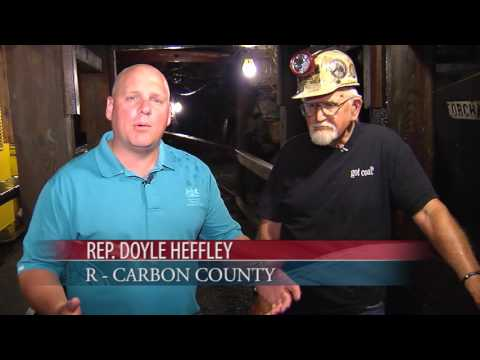 Coal Mines And Tourism