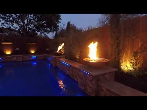 Luxury Custom Pools Builder for Sugar Land & Houston Texas - Alamo Pool