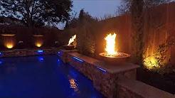 Luxury Custom Pools Builder for Sugar Land & Houston Texas - Alamo Pool