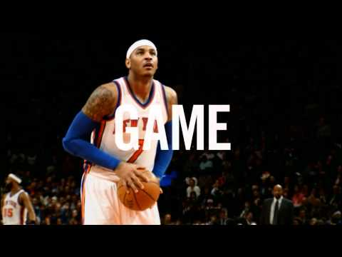 2012 NBA Playoffs: Carmelo
