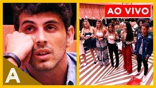 BBB 19: Maycon é eliminado + Brothers acorrentados - Big Brother Brasil - COMENTÁRIOS AO VIVO