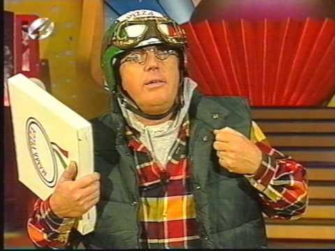 Andre van Duin - Pizza 1993 - YouTube