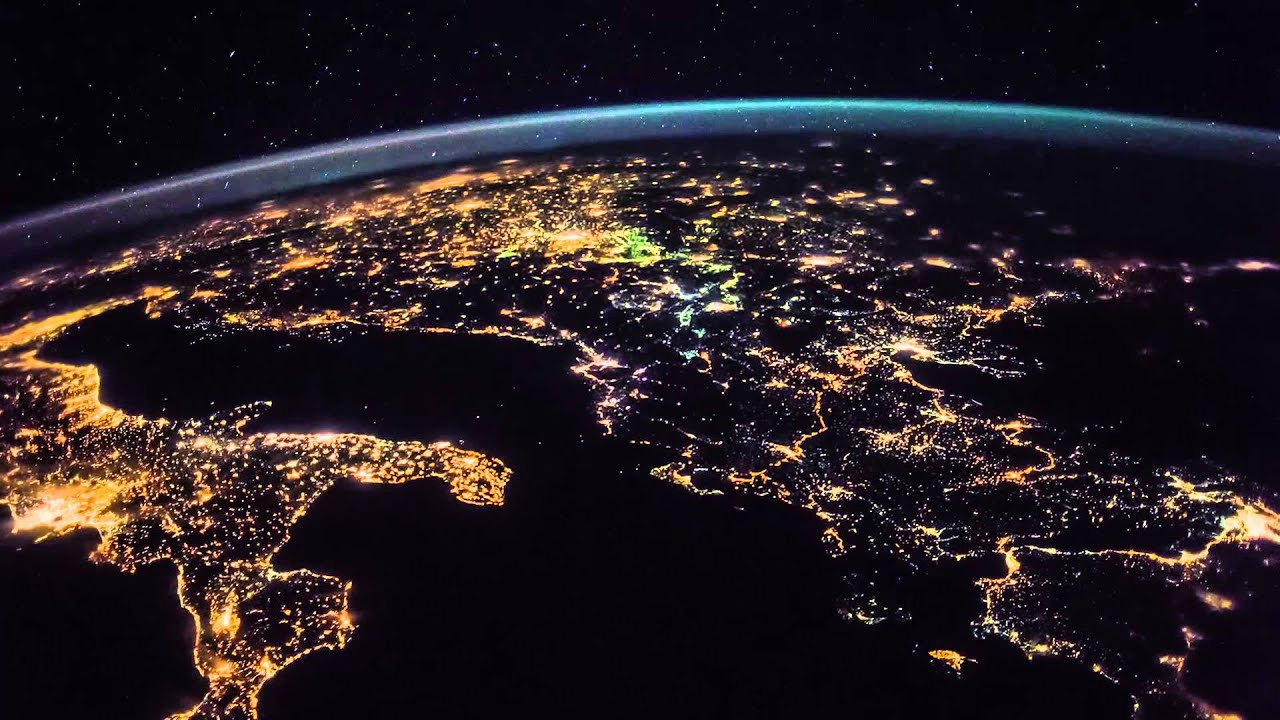 Iss Hd Wallpaper Iss Timelapse Italy And The Balkans 2 Cameras 21