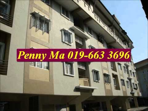 Studio Apartment Untuk Disewa indah cempaka studio apartment, pandan indah - youtube