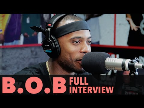 Download B.o.B on His New Record Label, Threesomes, And More! (Full Interview)   BigBoyTV