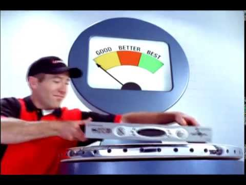 Comcast Commercial  Meter and Scale featuring Chris Eastman