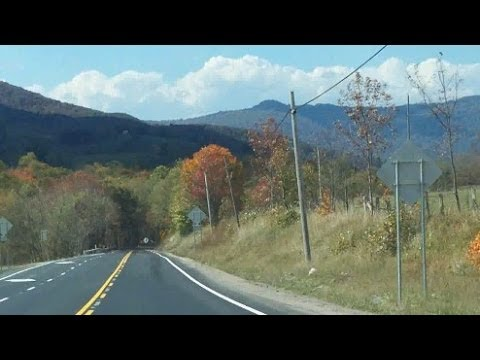 Day Odyssey Series: Ride to Virginia/West Virginia (with Bowden Cave, Elkins WV & Oakland MD)