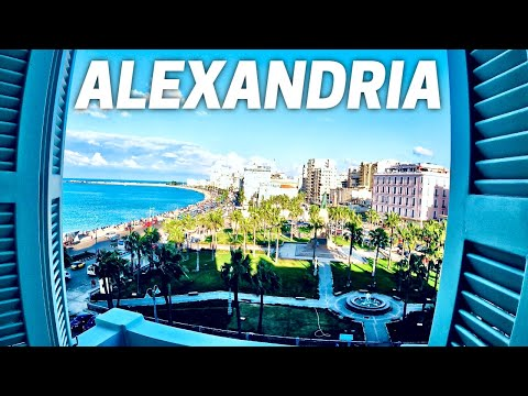 Alexandria Egypt 2018 I am NEVER going back