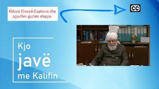 Kjo javë me Kalifin   23 prill 2021