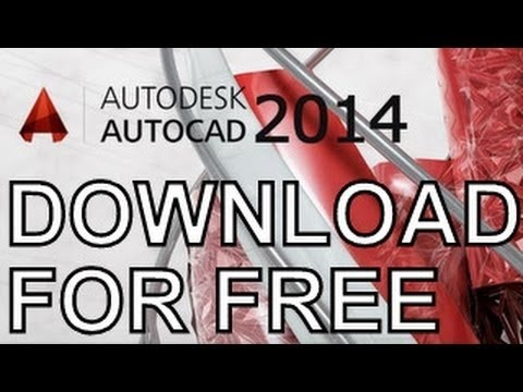 How to Download FREE AutoCAD Software from Autodesk website...!!