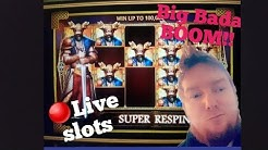 #🔴 Live At Thebes Casino 🔆 Bring On The BIG BADA BOOMS!!🔆