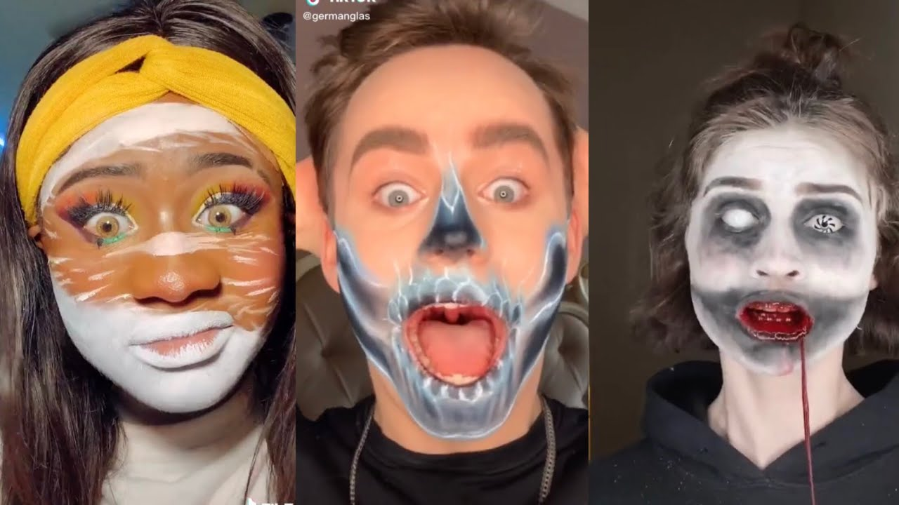HAHA - Lil Darkie (look at me i put a face on wow) TikTok Compilation part 2