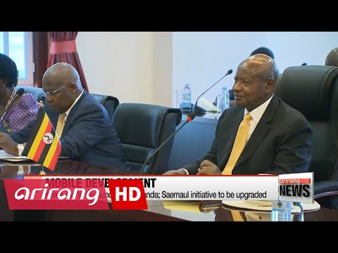 PRIME TIME NEWS 22:00 Uganda halts military cooperation with North Korea to comply