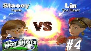Hot Shots Golf 3 - Part 4: Lin!