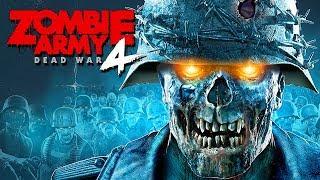 Zombie Army 4 Dead War Gameplay Deutsch #01 - Sie sind wieder da