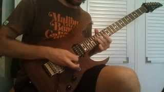 Rock Solo with Multiamp own preset (JTC Jam Of The Month_August)