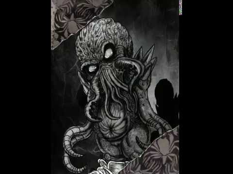 HP LOVECRAFT ART FOR THE DEAD