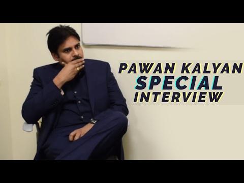 Power Star Pawan Kalyan Interview @ Harvard University | Special Interview | TFPC