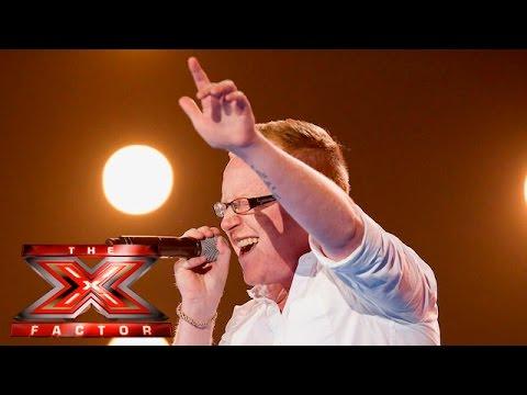 Will Simon show Joseph McCaul some Mercy? | The X Factor UK 2015