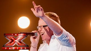 Will Simon show Joseph McCaul some Mercy? | The X Factor UK 2015