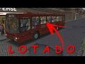 OMSI 2 - Viagem em Horario de Pico com Onibus MUITO LOTADO!