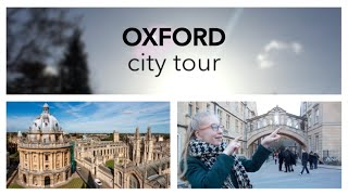 OXFORD CITY TOUR: My Favourite Spots | AFKE