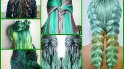 Best Green Hair Dye Ideas - Hair Color Trends 2018