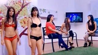 Video Eliana Franco // Desfile de ropa interior por las diseñadoras Carolina Jaramillo y Melissa Osorio. download MP3, 3GP, MP4, WEBM, AVI, FLV Juni 2018