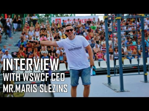Interview with Maris Slezins (The Founder & CEO of WSWCF)