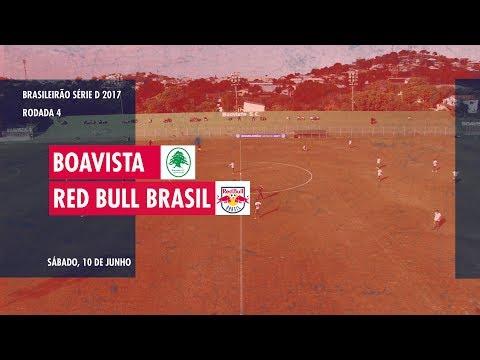 Boavista 0 x 2 Red Bull Brasil