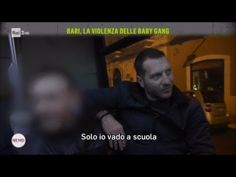 Bari, la violenza delle baby gang - Nemo - Nessuno Escluso 16/03/2018