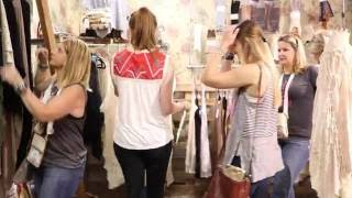 Behind The Scenes: Apparel & Accessories Trade Shows