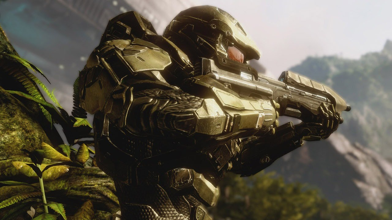 Halo 4 1080p Gameplay In Halo The Master Chief Collection Ign First