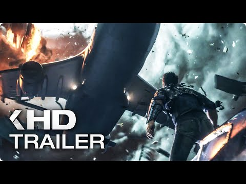 JUST CAUSE 4 Cinematic Trailer German Deutsch (2018)