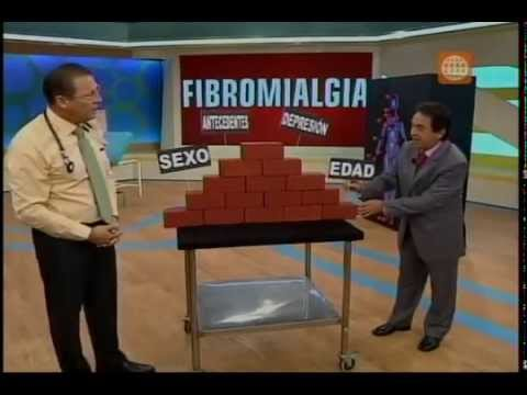 Dr. TV Perú (19-05-2015) - B1 - 2 Tema del Día: Fibromialgia