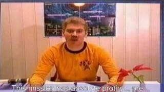 """Star Trek Shadowplay 2/5 (""""Schattenspiele"""" with english subtitles)"""