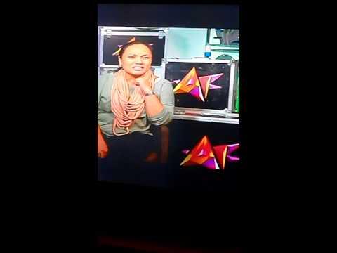 AMAN AF 2014 & ZARIF AF 2014 bergaduh di Diari