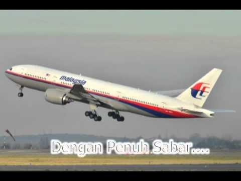 Lagu Untuk MH370 - Pulanglah Pesawatku