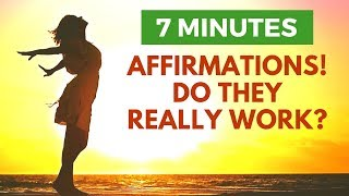 Do AFFIRMATIONS Really Work? The Surprising Answer Is Here!