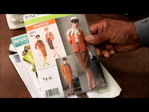 The Tailor and The Tailor and the Dressmaker Episode 5---Vintage/Retro Patterns--