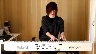 Joel Sandberg - River Flows in You (Yiruma) Cover