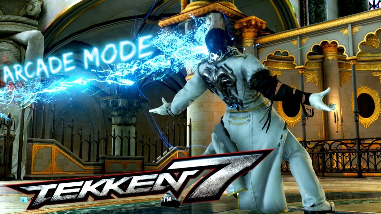 Tekken 7 - Arcade Mode: Claudio Serafino (HARD)