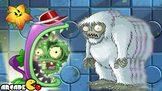 Plants Vs Zombies 2: Pinata Party 9/17 Chomper Vs Treasure Yeti