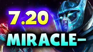 MIRACLE- 7.20 PHANTOM ASSASSIN - NEW PATCH DOTA 2