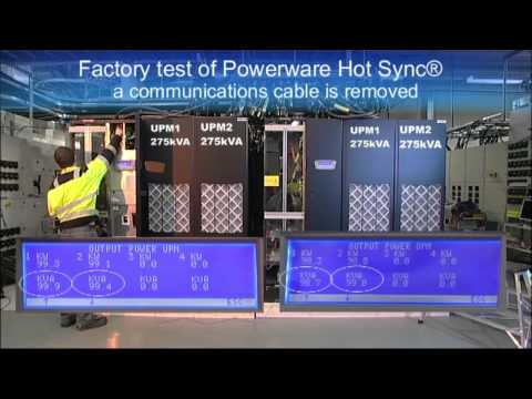 Powerware Hot Sync from Eaton