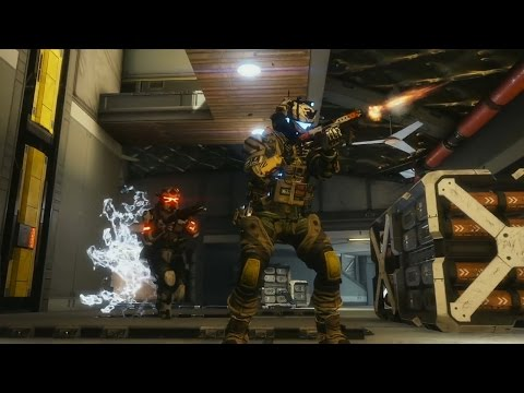 Titanfall Pilot Hunter Multiplayer Match on Corporate from YouTube · Duration:  12 minutes 22 seconds