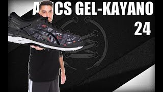 A Detailed Look at the ASICS GEL-KAYANO 24 NYC Marathon Edition