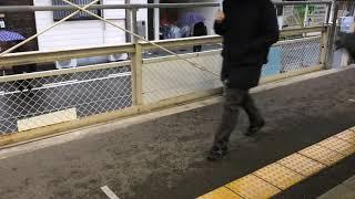 和田岬線103系R1編成 走行シーン 和田岬〜兵庫