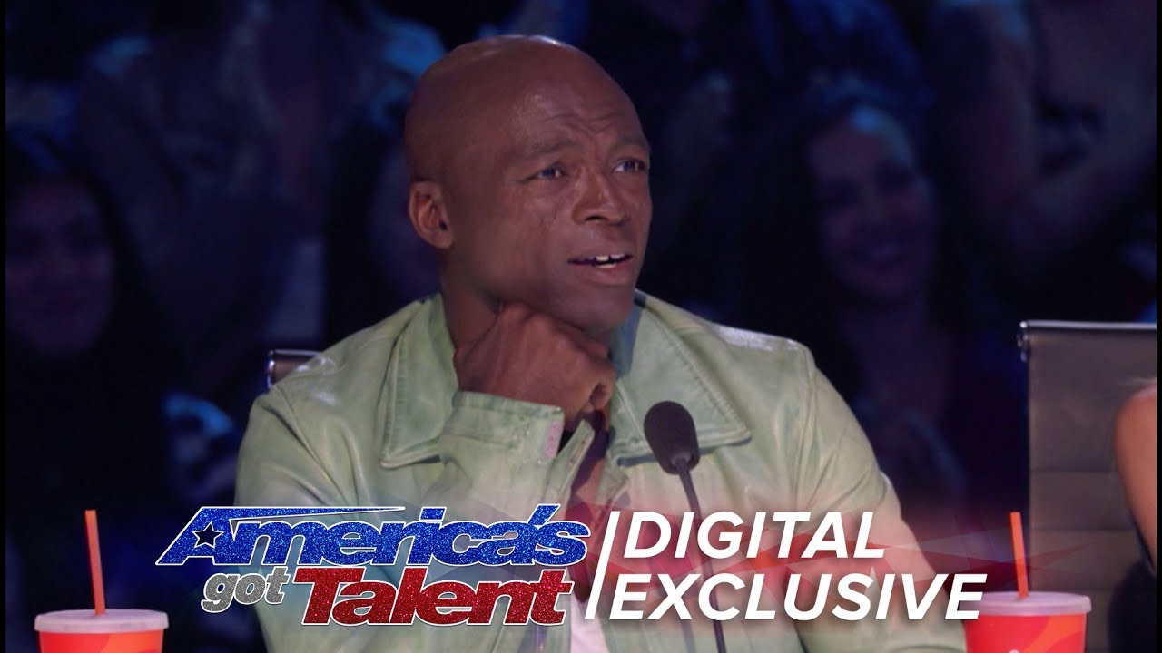 Seal Is a Guest Judge on 'America's Got Talent'  and Fans Are Still ...